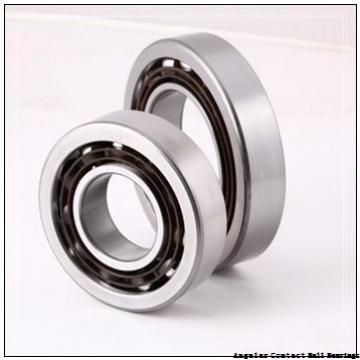 35 mm x 80 mm x 34,93 mm  TIMKEN 5307W  Angular Contact Ball Bearings