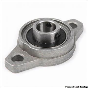 LINK BELT FX3U222NK75  Flange Block Bearings
