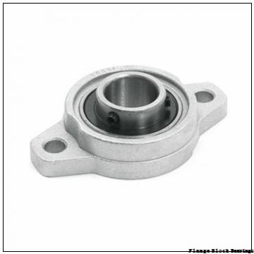LINK BELT KFBS219DC  Flange Block Bearings