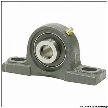 3 Inch | 76.2 Millimeter x 3.25 Inch | 82.55 Millimeter x 3.5 Inch | 88.9 Millimeter  SEALMASTER MP-48  Pillow Block Bearings
