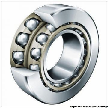 75 mm x 160 mm x 37 mm  TIMKEN 7315WN  Angular Contact Ball Bearings