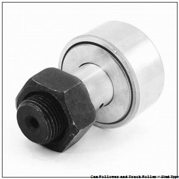 MCGILL CCFH 1/2 S  Cam Follower and Track Roller - Stud Type #1 image