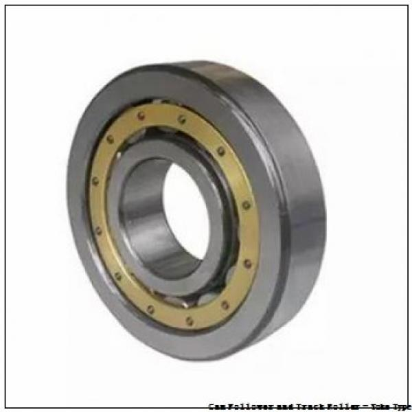 INA NA22/8-2RSR  Cam Follower and Track Roller - Yoke Type #1 image