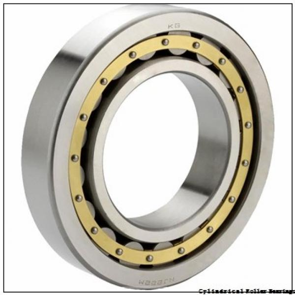 2.362 Inch | 60 Millimeter x 4.331 Inch | 110 Millimeter x 1.102 Inch | 28 Millimeter  SKF NUP 2212 ECP/C3  Cylindrical Roller Bearings #2 image
