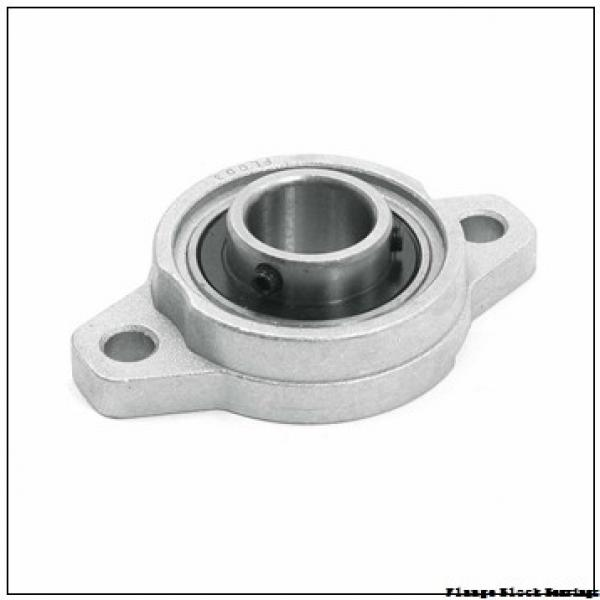 LINK BELT FB3U212NK75  Flange Block Bearings #2 image
