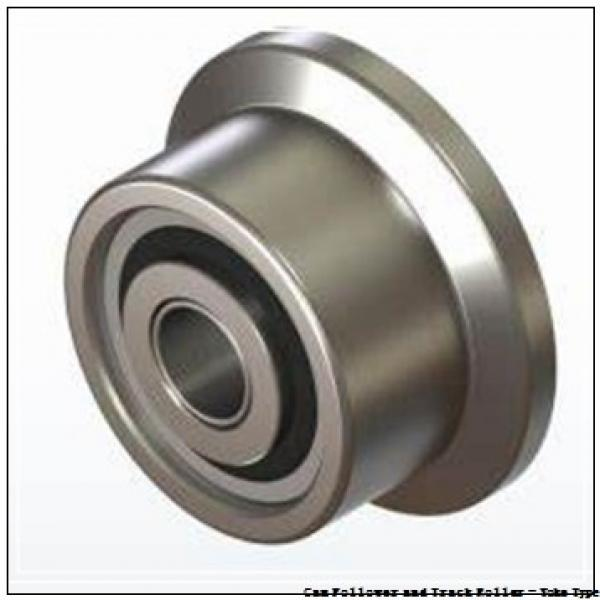 INA NA22/8-2RSR  Cam Follower and Track Roller - Yoke Type #2 image